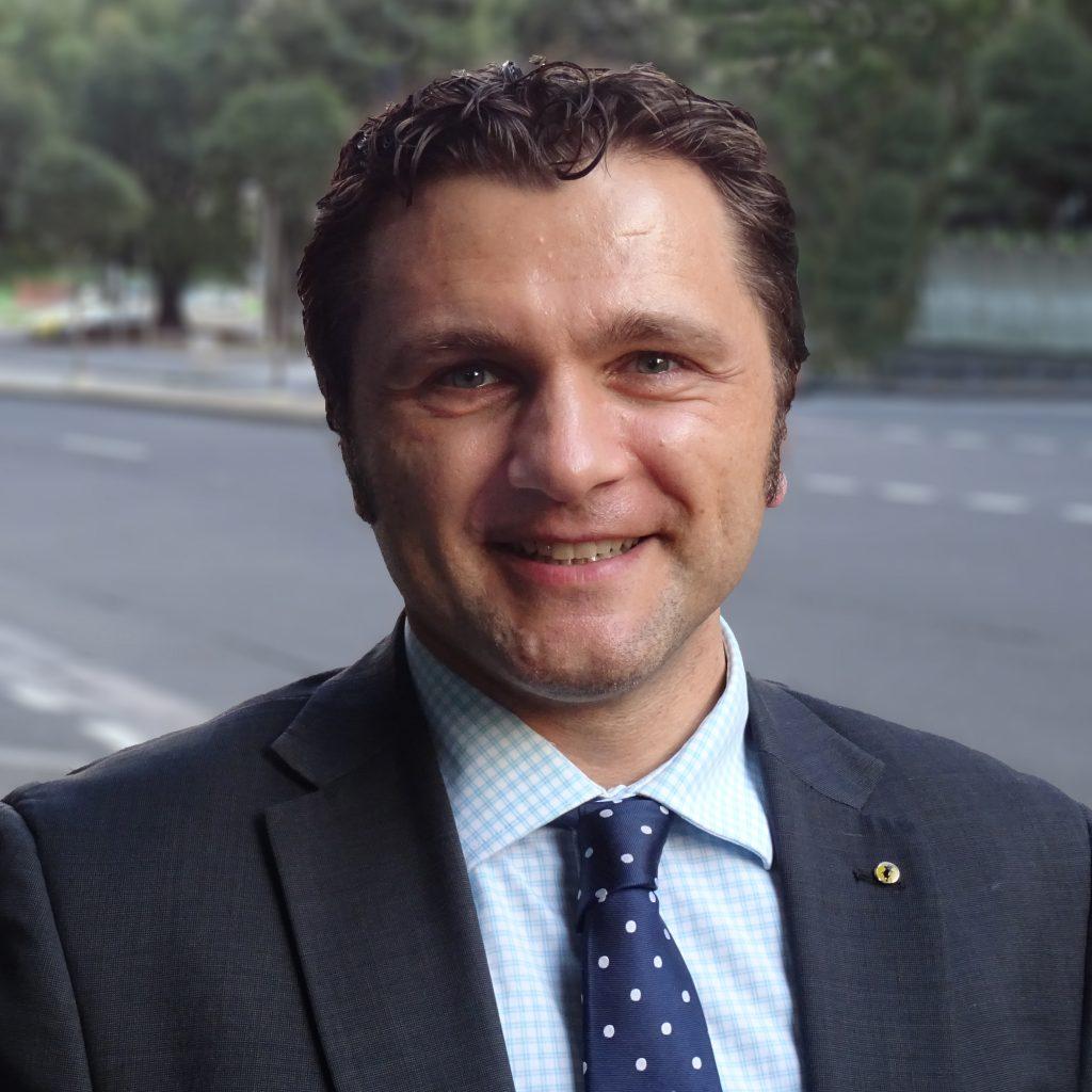 Mark Pacitti